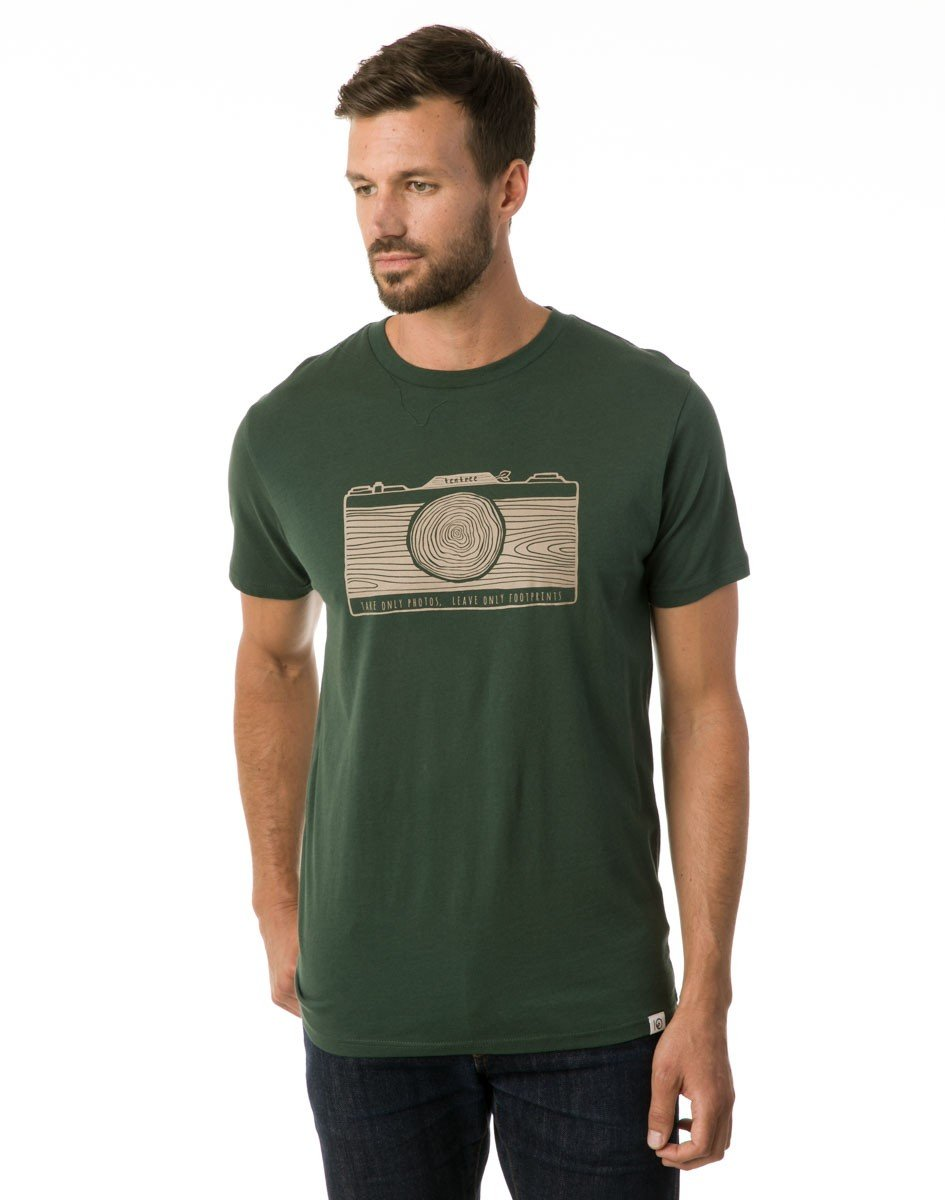 tentree Men's Camera T-Shirt