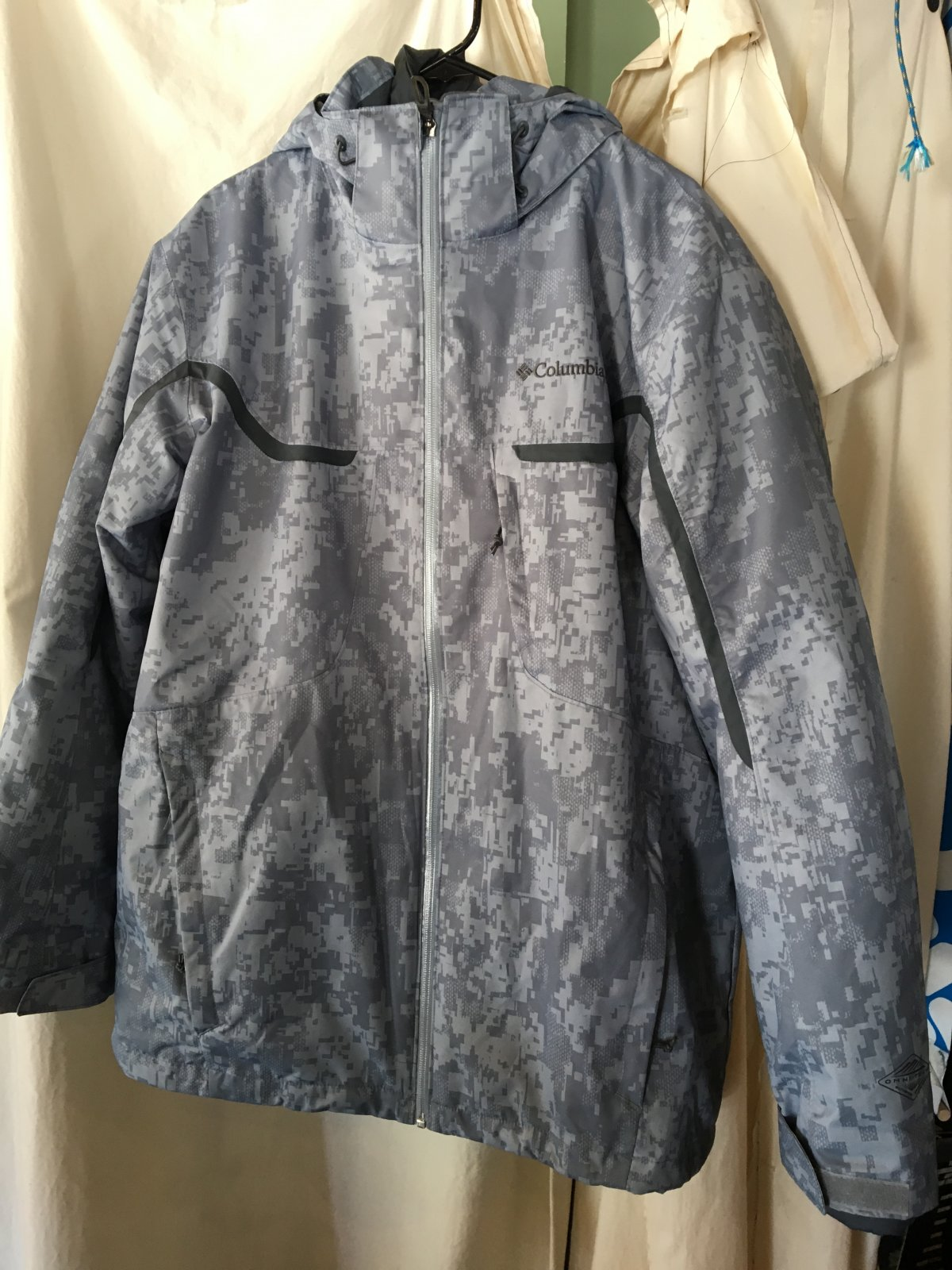 Consign - Men's Columbia Interchange Jacket