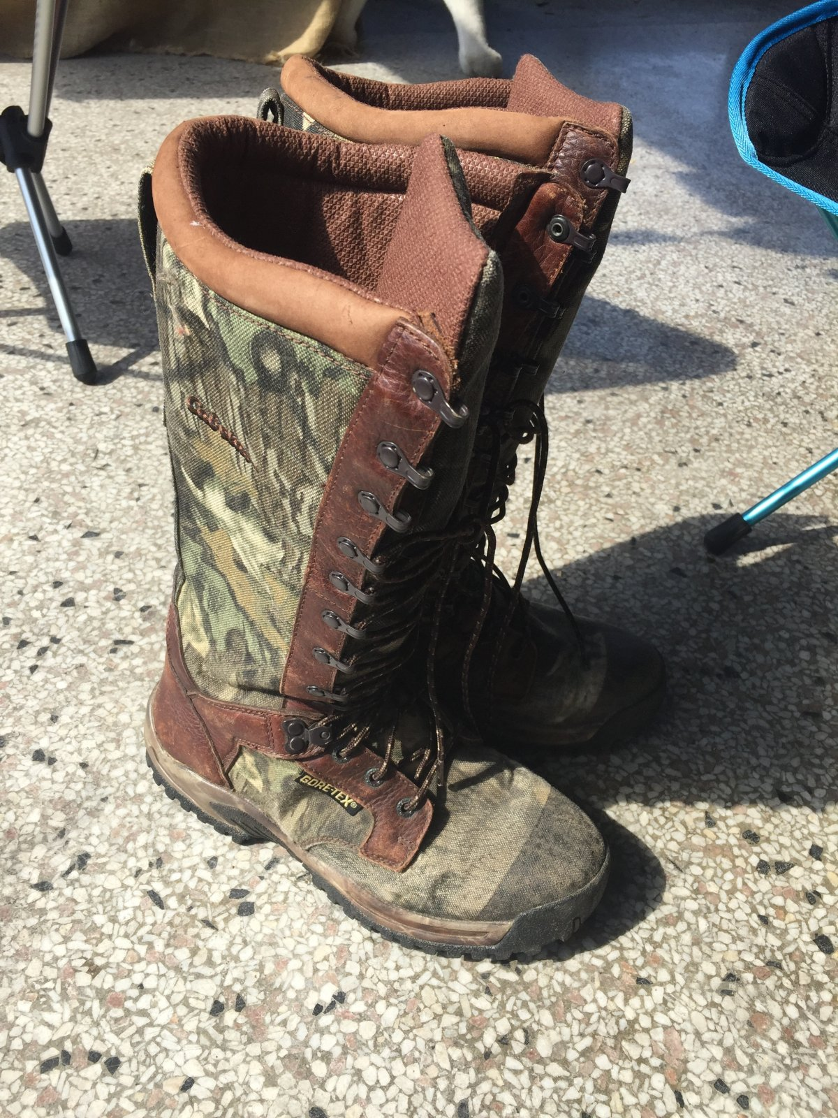 Consign - Cabela's Tall Gore-Tex Boots Size 9