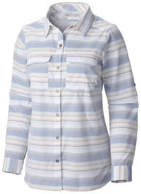 Sleeve Pilsner Long Women's Columbia Shirt Stripe Peak Sale FRqTxBw
