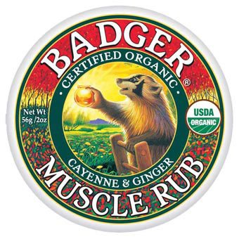 Badger Sore Muscle Rub 2oz.