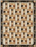 Hopscotch 3 Yard Batik Quilt Kit