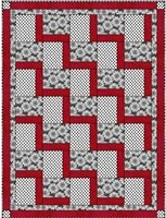 Stepping Up 3 Yard Quilt Kit