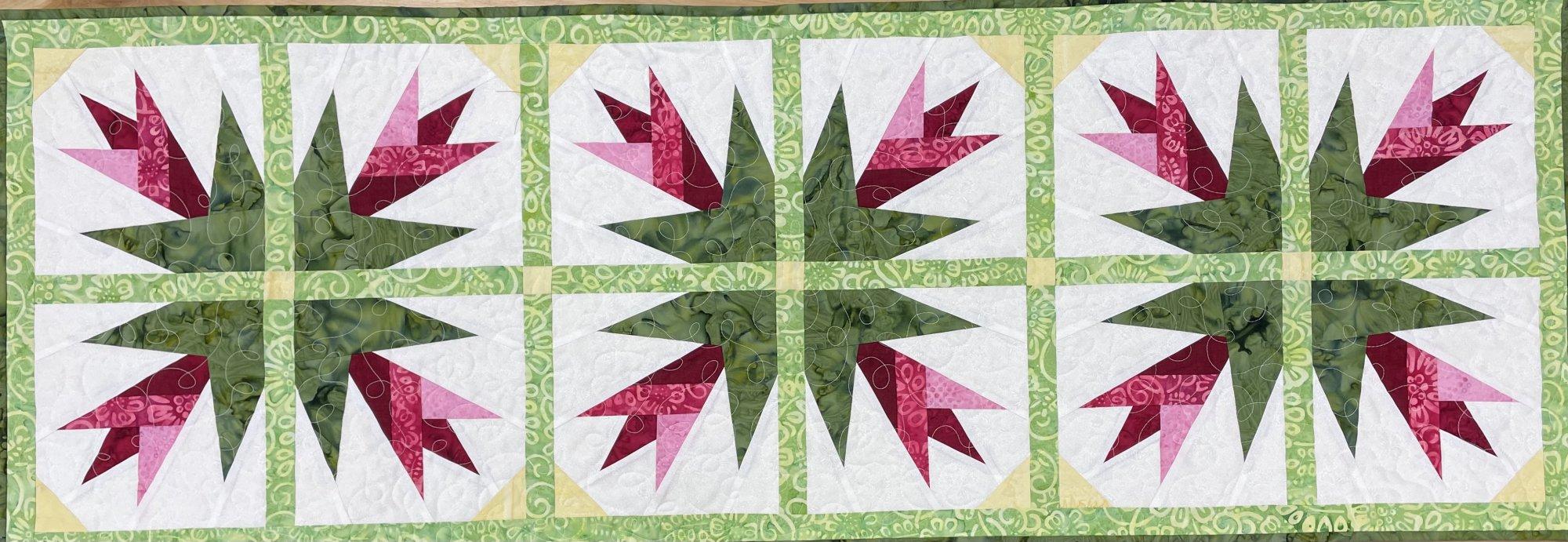 Tulip Table Runner Kit 19 x 55