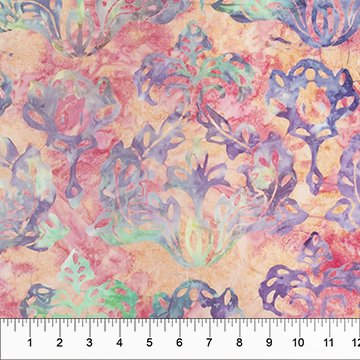 Batik Victorian Contemporary Pink Multi 80540-23
