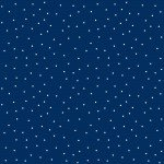 Dots Navy Tiny