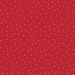 Dots Red/White Tiny 8210-R@