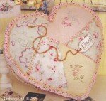 Embroidery Heartfelt Wishes