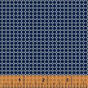 Handsome Circles Navy