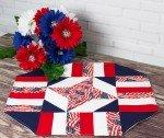 Easy Patriotic Table Topper Kit