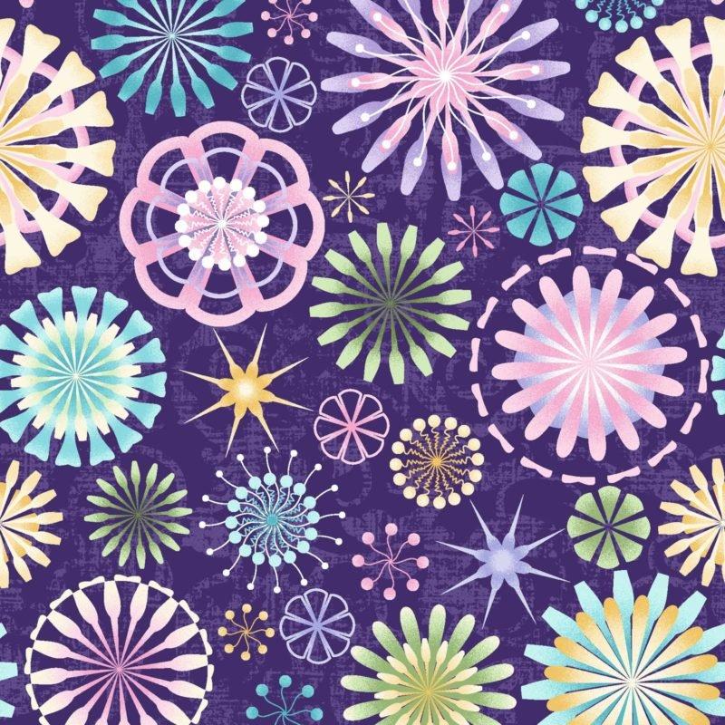 Enchanted Twinkle Purple OA6017302