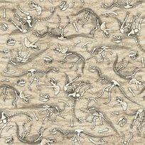 Sale Jurassic Jungle Fabric