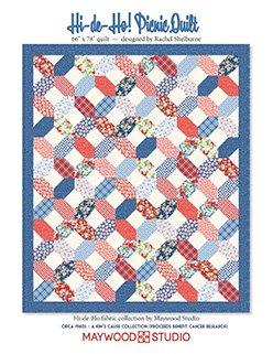 Hi-De-Ho! Picinic Quilt Kit 66 x 78
