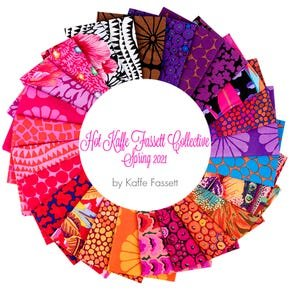 Precuts Kaffe Fassett 25FQ Bundle Hot  FB2FQGP.Hot