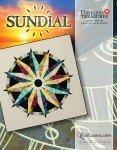 Quilt Sundial 68 x 68