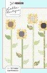Scrappy Sunflowers Kit 74 x 74
