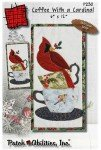 Household Coffee With a Cardinal
