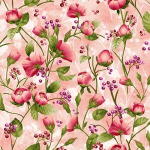 Peony Blossom Flowers OA-604561