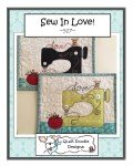 Household Sew In Love Mug Rug Kit