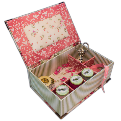 Boxes Small Sewing Box