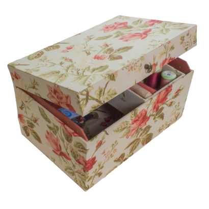 Boxes Big Sewing Box