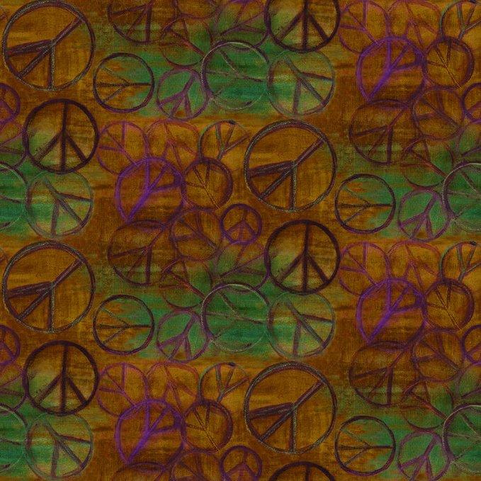 Street Smarts Peace Bomb Mural 114-04-3
