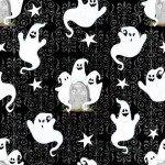 Ghostly Glow  1673G 99 Black Ghosts