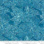 Calypso  batik 27258 132 Turquoise