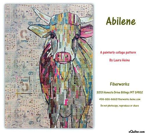 Abilene  42 by 57 Pattern/Laura Heine