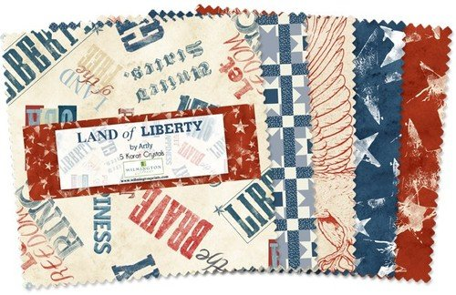 LAND of LIBERTY 508-518-508 (42 5 squares)