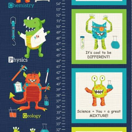 Monster Lab Growth Chart Panel 25x44