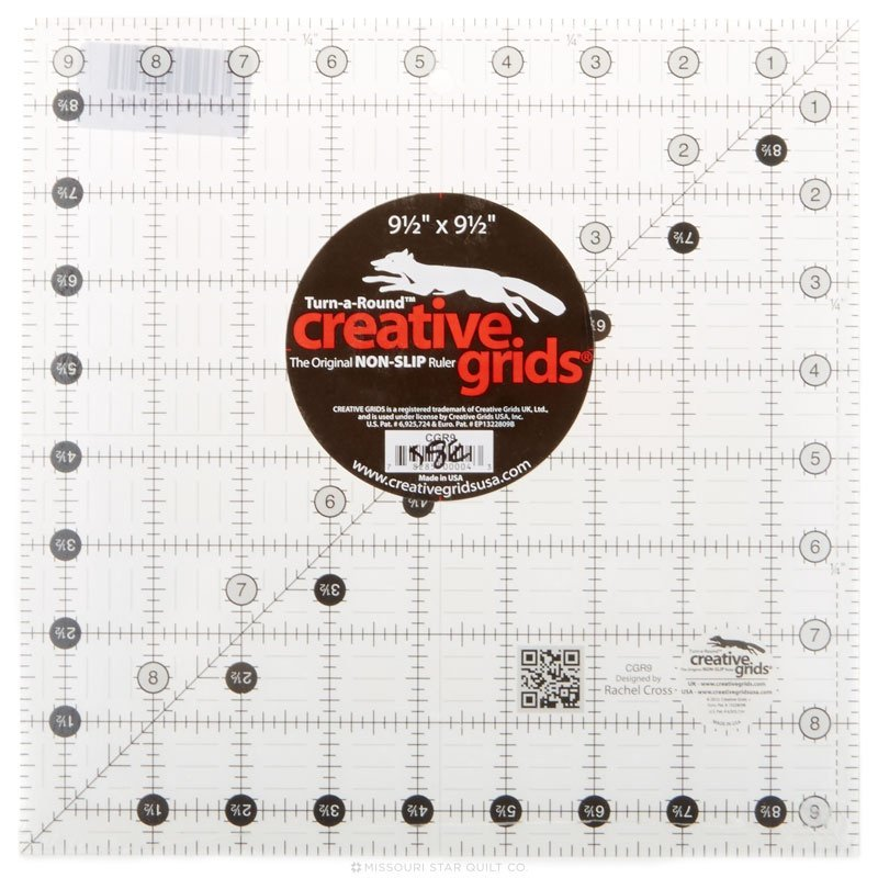 Creative Grids 9 1/2 x 9 1/2 CGR9