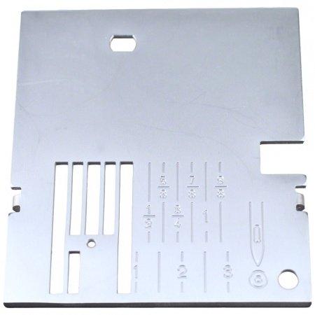 Needle Plate SS Pfaff 820247-096 (FG)
