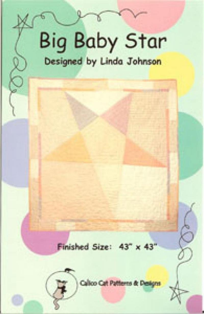 Big Baby Star Quilt Pattern