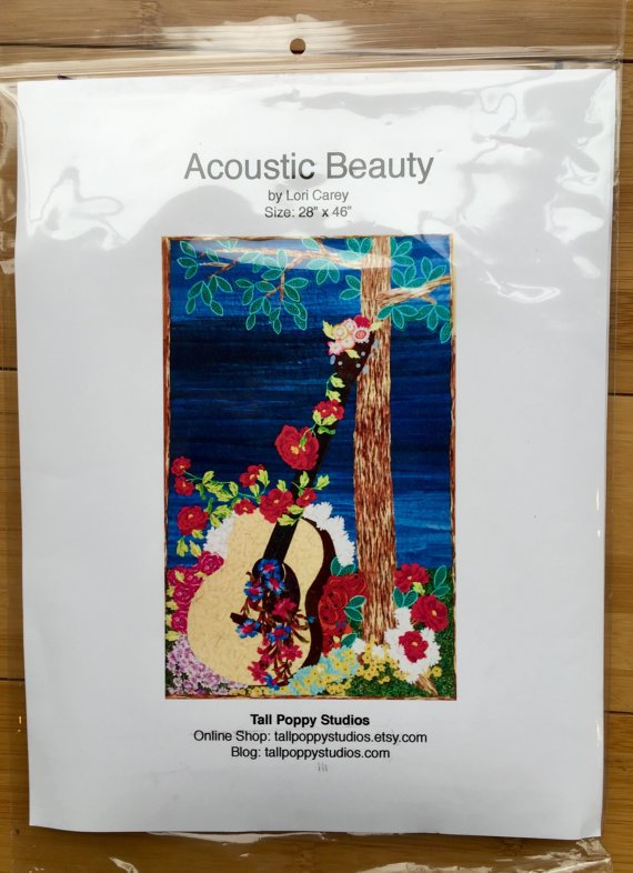 Acoustic Beauty Pattern TPSACO16