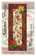 Autumn Breeze Pattern WDA 1506