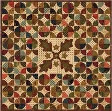 Autumn Tapestry Kit 18 1/2 Square