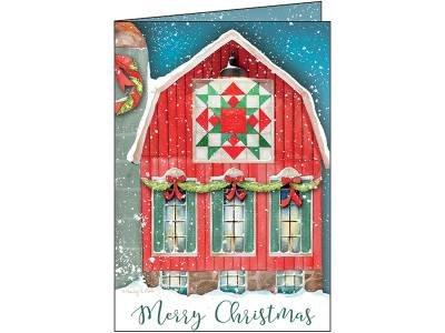 Merry Christmas Cards C1711