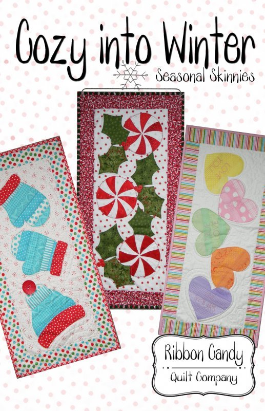 Cozy into Winter #RCQ546 Pattern
