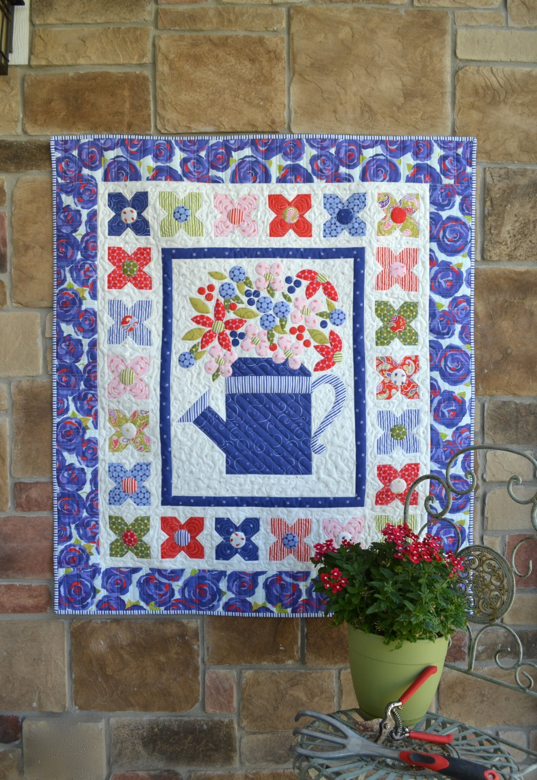 Every Blooming Thing Kit 39 x 42