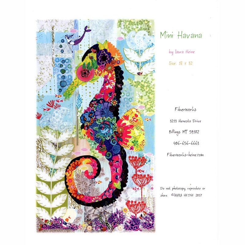 Ebba Quilt Kit 23 by x 42