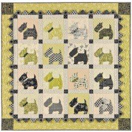 Bitsy Button & Friends #1057 Pattern