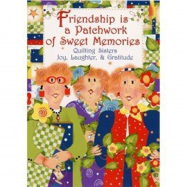 Quilting Card Friendship