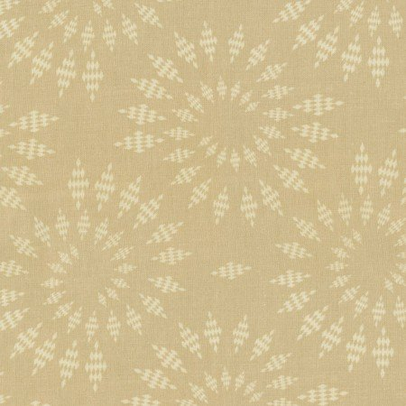 Bohemian Blues JN-C5773 Kaleidoscope Tan