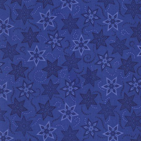 Bohemian Blues JN-C5775 Stars  Blue