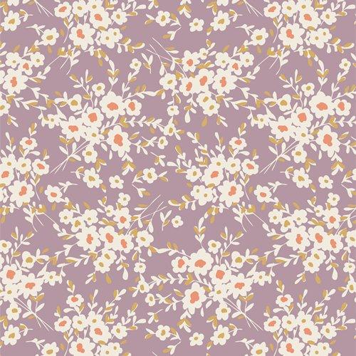 Calico Days Lavender Knit Print