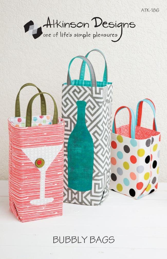 Bubbly Bags ATK-186 Pattern