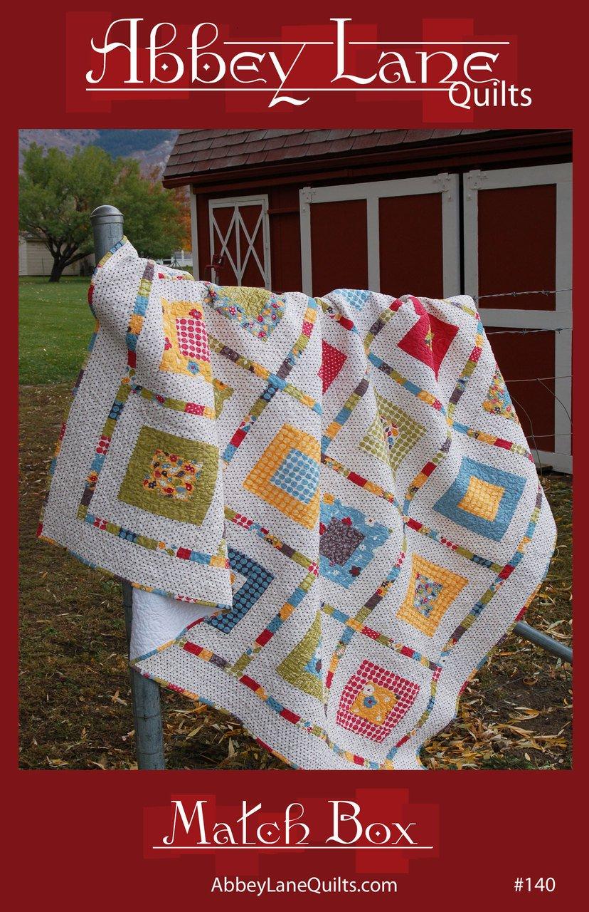 Abbey Lane Quilts Match Box #141