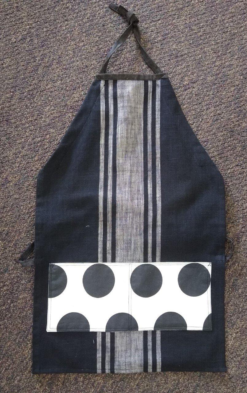 Cottage Style One Pocket Apron 17 X 26 Kit