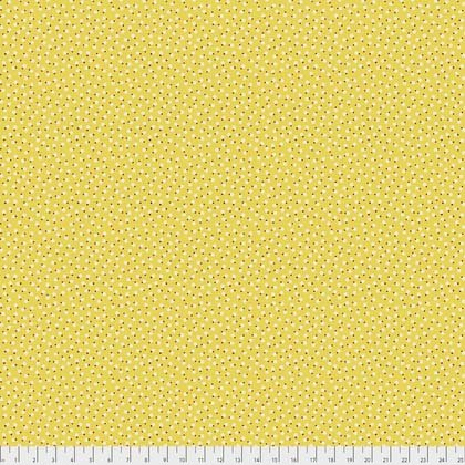 Ludlow Belly Button Dot PWDS151.YELLO
